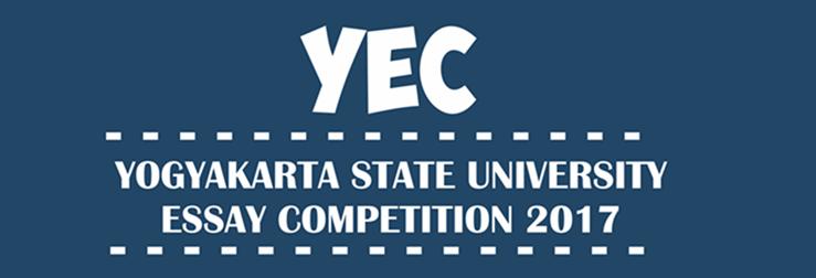 YEC (Yogyakarta State University Essay Competition)