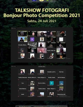 Berita Acara Bonjour Photo Competition 2021